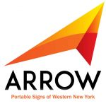 Arrow Portable Signs for Western New York